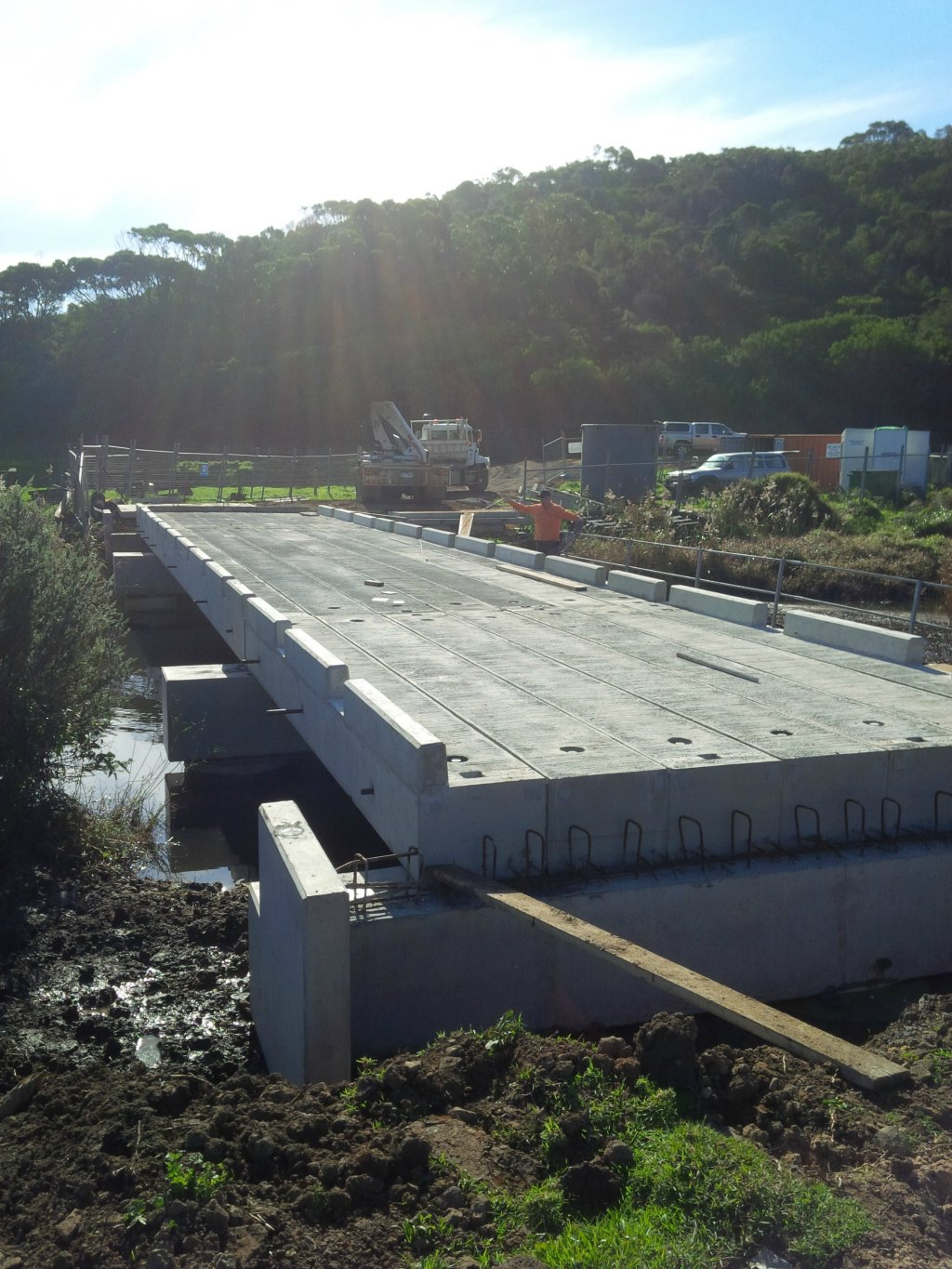 Precast Concrete Bridge