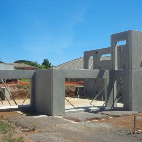 With the house trends in Australia changing  appearances of our homes are adapting and modern look housing has changed way we design think Precast Concrete Panels Geelong Otway