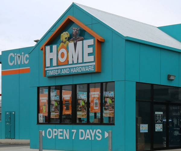 Civic Home Hardware, Colac