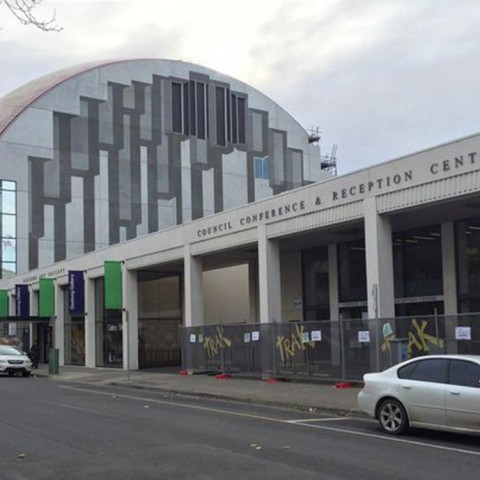 Geelong Library and Heritage Centre design