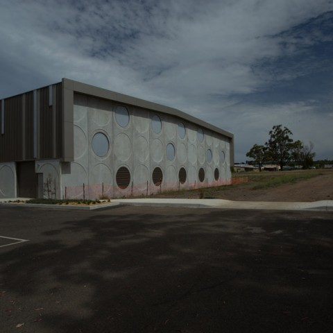 Otway Precast project for Bluewater Fitness Centre, Colac